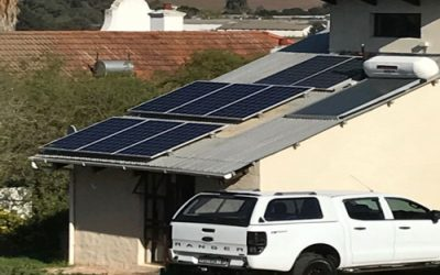 Eskom's first Smart Embedded Residential MicroGrid Project piloted at Lynedoch