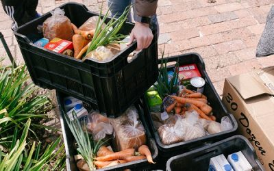 Lynedoch Valley Collaborative feeds 400 families weekly